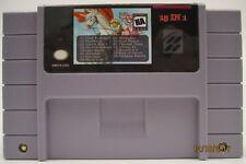 15 in 1 Multicart Super Nintendo SNES Breath Fire Soul Blazer FInal Fantasy III