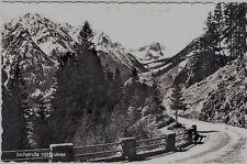 AK SW Jochstraße 105 Kurven Hintelang Bad Oberdorf 1960 Allgäuer Alpen