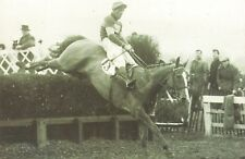 Nostalgia Postcard Horse Racing at Cheltenham 1952 Reproduction Card NS31