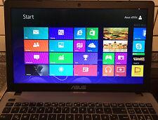 ASUS X550CA-XX154H 15,6 Zoll Notebook 750 GB Festplatte 4 GB RAM Top Zustand!!