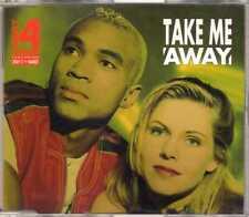 Twenty 4 Seven - Take Me Away - CDM - 1994 - Eurodance 4TR Stay-C Nance