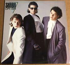 SHABA DA-BA -CUAL ES EL ANTIDOTO- MEXICAN 1988 LP POP EN ESPAÑOL