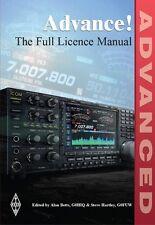 Advance Licence Manual - Ham or Amateur Radio - Full Licence Training Book