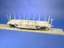 Resicast 1/35 WDLR Type F Bogie Well Wagon with Stanchions British WWI 351278