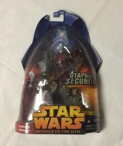 Star Wars Revenge Of The Sith Utapaun Warrior #53 2005