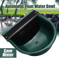 4L Automatic Float Water Bowl Feeder/Drinker Feeding For Dog Horse Cow Sheep  !
