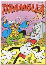 fumetto - TIRAMOLLA ANNO 1992 NUMERO 16