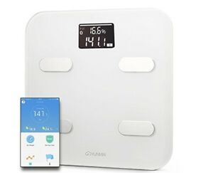 Yunmai Color Smart Scale - Body Fat Scale,Body Composition Monitor with FREE APP