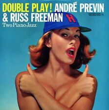 André Previn, Andre Previn & Russ Freeman - Double Play [New Vinyl]