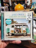 Jake Owen - American Love [New CD]
