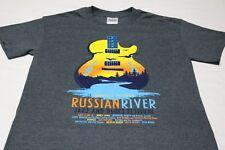 RUSO River JAZZ & Azules Festival Gary Clark ,BONEY James Pequeño Talla Camiseta