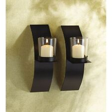 Modern Wall-mounted Candle Sconces & Contemporary Wall-mounted Candle Sconces for sale | eBay