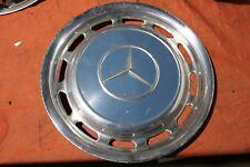 Mercedes Oldtimer 1x Radkappen 14Zoll Chrom W108 W116 W118 W123 Pagode /8