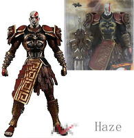 God of War 2 Kratos in Ares Armor PVC Figure Model In Box