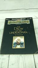 AD&D: Forgotten Realms - The Drow of the Underdark  - TSR 9326