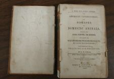 The American Veterinarian, or Diseases of Domestic Animals1847Hardcover