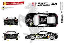 "[FFSMC Productions] Decals 1/32 Ferrari F-430 Challenge ""La Roche and Co"""