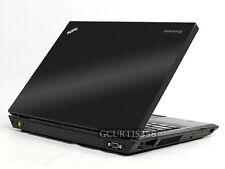 3D CARBON FIBER Vinyl Lid Skin Cover Decal fits IBM Lenovo Thinkpad T450 Laptop