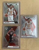 2019-20 Panini Mosaic Cam Reddish Base & NBA Debut Lot Atlanta Hawks RC
