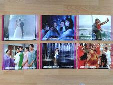 Bride & Prejudice AISHWARYA RA rare complete lobby card set  INDIA  Bollywood
