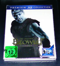 DIE LEGENDE VON BEOWULF DIRECTOR´S CUT PREMIUM COLLECTION BLU RAY DIGIBOOK NEU