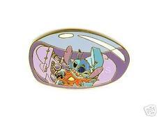 Disney Pins Lilo & Stitch STITCH IN SPACE POD LE 1000
