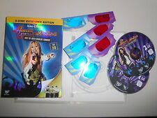 DVD Musik Hannah Montana + Miley Cyrus - Best Of Both Worlds Ext. (2DISC) DISNEY