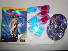 DVD Musik Hannah Montana + Miley Cyrus - Best Of Both Worlds Ext. (2DISC) DISNEY