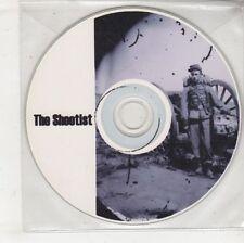(GW709) The Shootist - DJ CD
