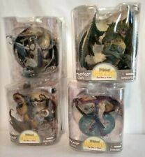 McFarlane's Dragons The Rise of Man full set 4 dragons NEW IN BOX NEVER OPENED