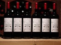 12 Flaschen 2012er Château des Graves, Michel Rolland, Handlese, WF 100/100