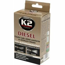 6x K2 Diesel Injektorreiniger Injektoren Reiniger Einspritzdüsenreiniger 50ml