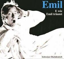 EMIL STEINBERGER - EMIL-E WIE EMIL TRÄUMT (CD)   CD NEU