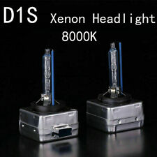 D1S 8000K HID Xenon Light 35W Lamps For BMW Audi Porsche 2PCS HID Conversion Kit