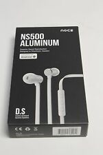 NOCS NS500A-002  NS500 ALUMINUM w/ Remote & Mic  for Android  NEW  Headphone
