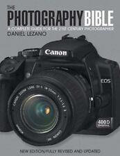 DANIEL LEZANO - The Photography Bible - PAPERBACK New Free Shipping