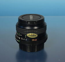 Minolta MD rokkor 28mm/3.5 objetivamente lens objectif para Minolta MD - (91501)