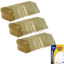 15 x VK, ET Vacuum Cleaner Bags for Vorwerk ET340 Hoover UK