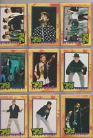 1989 NEW KIDS ON THE BLOCK Complete Card Set 1 - 88