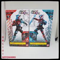 BANDAI MASKED RIDER SO-DO Kamen Rider Build Rose Copter Form ( A + B SIDE )