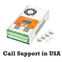60A MPPT Solar Charge Controller Regulator f 12V 24V 36V 48V 60V 72V Panel V118