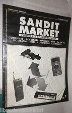 SANDIT MARKET Computers accessori manuali Hi-fi Fai da te ricetrasmettitori 1991