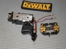 Dewalt 18V Impact Trigger Switch W/Brushes DC825-DC827-DC820-DC830-DC840,N019952