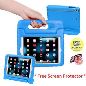 TOUGH KIDS SHOCKPROOF EVA FOAM STAND CASE COVER APPLE iPad 2 3 4 5 Mini 4th 5th