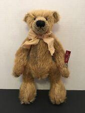 Russ Vintage Edition 100% Mohair Bear Limited Ed. Bentley 4575/25,000 Handmaid