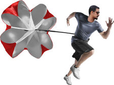 PRO 48'' Running Speed Chute Training Resistance Parachute DRILL SPRINT FITNESS