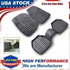 5Pcs Motor Trend Deep Floor Mats & Cargo Set  FloorLiner Carpet All Weather Mats