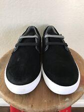 Fallen Shoes - Roach - Black / Grey / Chambray - Size 9