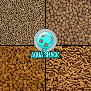 Wheatgerm Winter / Spring Pond Fish Food - Floating Sinking Healthy Metabolism