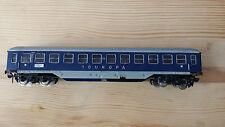FLEISCHMANN DEUTSCHE BAHN TOUROPA 17649 HAMBURG - PESARO vagone ferroviario 2/17